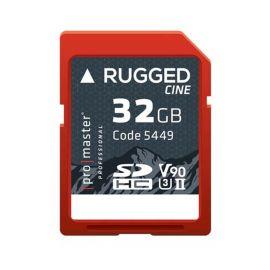 Promaster Rugged SDXC Card 5456 - 32GB UHS-II V90