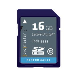 Promaster - 16Gb Performance SDHC Card