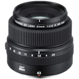 Fujifilm GF 63mm f/2.8 R WR Lens for Medium Format