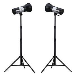 Promaster - Unplugged Strobe M600 2-Light Kit