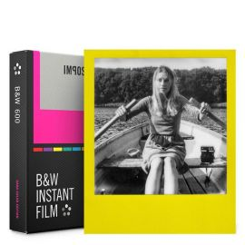 Impossible 600 B&W Film Color Frames