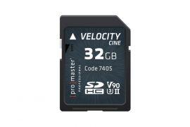 ProMaster - SDHC 32GB Velocity CINE