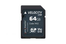 ProMaster SDXC 64GB Velocity CINE