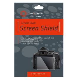 ProMaster - Crystal Touch Screen Shield - Nikon D500
