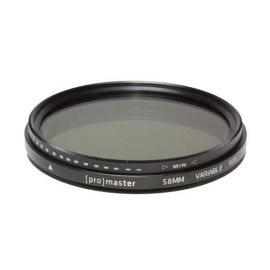 ProMaster - 58MM VARIABLE ND - DIGITAL HGX