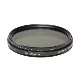 ProMaster - 86MM VARIABLE ND - DIGITAL HGX