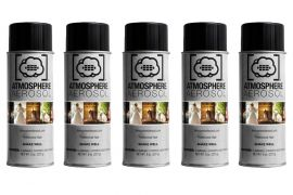 Atmosphere Aerosol - Haze for Photographers & Filmmakers 5 Pack