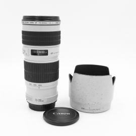 Canon EF 70-200mm f/4L USM Lens - Preowned