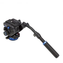 Benro AD573T Dual Stage Tripod with S7 Head - 75mm Half Ball Adapter, 3 Leg Sections, Twist Lever-Lo - Disabled