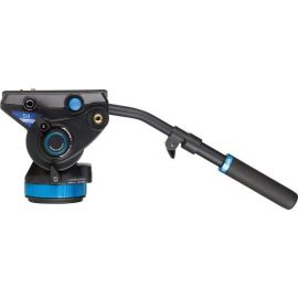 Benro A673TM Dual Stage AL Video Tripod & S8 Head - Half Ball Adapter, 3 Leg Sections, Twist Lever-L - Disabled