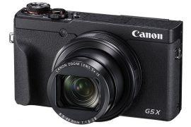 Canon PowerShot G5 X Mark II - Black