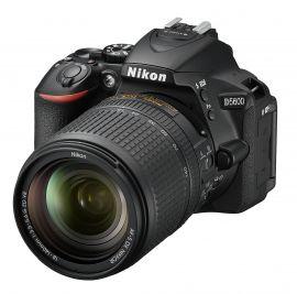 Nikon D5600 DSLR Camera with 18-140mm Lens (Black) Camera - 1577