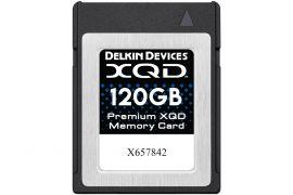 Delkin 120GB XQD Memory Card