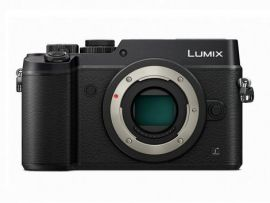 Panasonic LUMIX DMC-GX8K Body Only (Black)