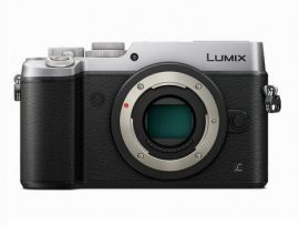 Panasonic LUMIX DMC-GX8 Body Only (Silver)