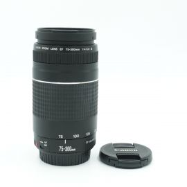 Canon EF 75-300mm f/4-5.6 III -  Preowned