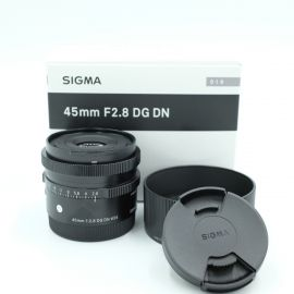 Sigma 45mm f/2.8 DG DN Contemporary Lens for Sony E - Preowned