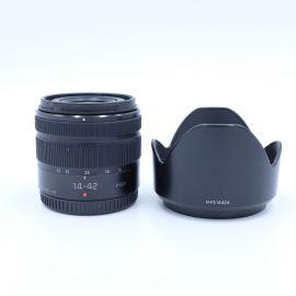 Panasonic Lumix G Vario 14-42mm f/3.5-5.6 II ASPH. MEGA O.I.S. Lens - Preowned