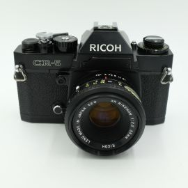 Ricoh CR-5 Film Camera with 55mm F/2.2 Lens Pre-Owned