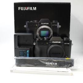 FUJIFILM X-T10 Mirrorless Digital Camera (Black, Body Only) - Preowned