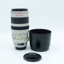 Canon 100-400mm f/4.5-5.6 L IS USM EF Mount Lens - Preowned