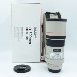 Canon EF 300mm f/4L IS USM Lens - Preowned