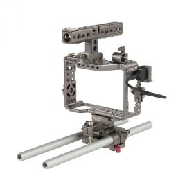 Tilta Alpha series handheld camera cage rig for Sony A7 series