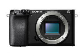 Sony Alpha a6100 APS-C Mirrorless Camera Body