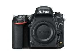 Nikon D750 FX-format Digital SLR Camera Body - 1543