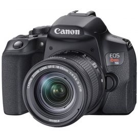 Canon EOS Rebel T8i EF-S 18-55mm f/4-5.6 IS STM Kit