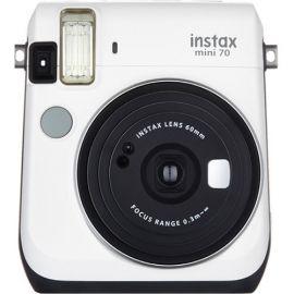 FujiFilm Instax Mini 70 Instant Film Camera - White
