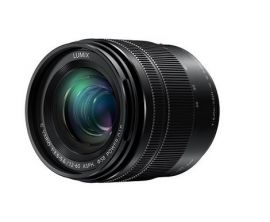 Panasonic LUMIX 12-60mm F3.5–5.6 Power Optical Image Stabilization, Splash and Dustproof Lens