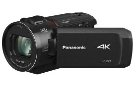 Panasonic HC-VX1K 4K Ultra HD Video 4k Photo Mode