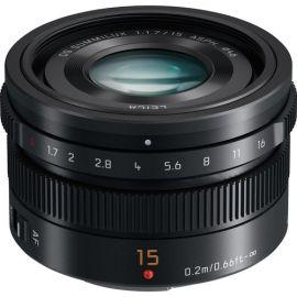 Panasonic Leica DG Summilux 15mm f/1.7 ASPH. Lens