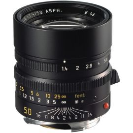 Leica 50mm / f1.4 ASPH. Black (E46)