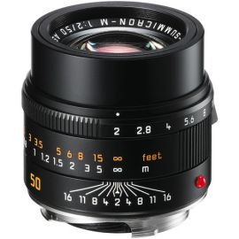 Leica APO-Summicron-M 50mm f/2 ASPH. Lens (Black)