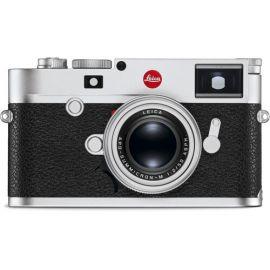 Leica M10-R Silver Chrome