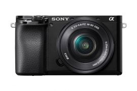 Sony Alpha a6100 APS-C Mirrorless Camera with 16-50mm Lens
