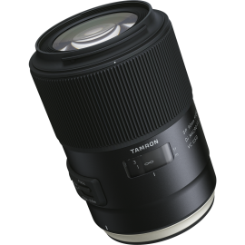 Tamron SP 90mm F/2.8 Di VC USD 1:1 Macro Lens w/ hood for Nikon with BIM