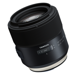 Tamron SP 85mm 1.8 Di VC USD Lens - CANON