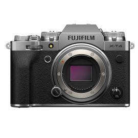 Fujifilm X-T4 Mirrorless Digital Camera, Silver