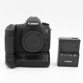 Canon EOS 6D DSLR Camera (Body Only) - Preowned