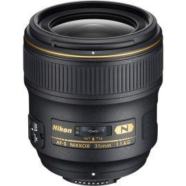 Nikon  NIKKOR 35mm f/1.4G Lens - 2198