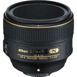 Nikon AF-S NIKKOR 58MM F/1.4G Lens - 2210