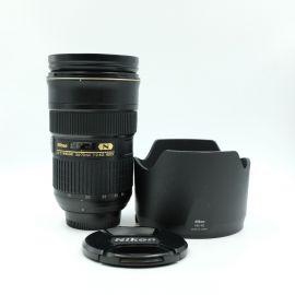 Nikon AF-S NIKKOR 24-70mm f/2.8G ED Lens - Preowned