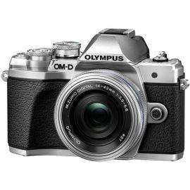 Olympus E-M10 Mark III OLK 14-42mm EZ Kit with 16GB Card & BAG - Silver