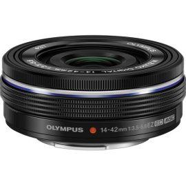 Olympus M.Zuiko ED 14-42mm f3.5-5.6 EZ Lens - Black