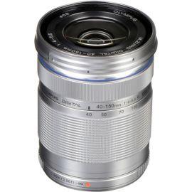 Olympus M.Zuiko 40-150mm R f4.0-5.6 R Lens - Silver