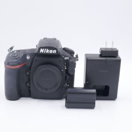 Nikon D810 DSLR Camera (Body Only) - Preowned