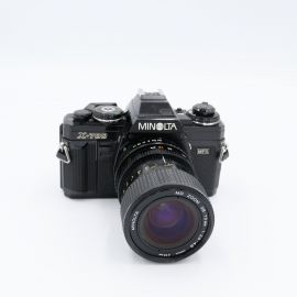 Minolta X-700 Camera with MD 28-70MM F/3.5-4.8 Lens- PreOwned